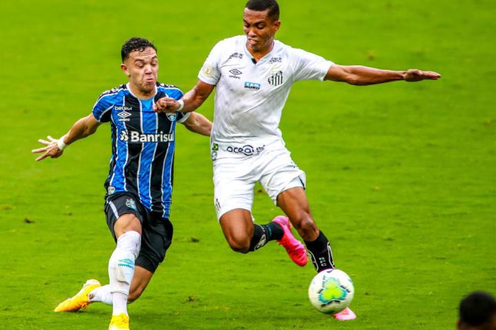 Pepê Grêmio Libertadores Del Valle Boletim Médico