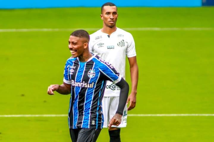 Jean Pyerre Grêmio Libertadores Del Valle Boletim Médico