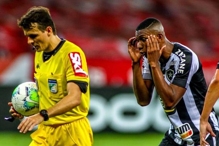 Kanu Botafogo Copa do Brasil Natal Rodada dupla