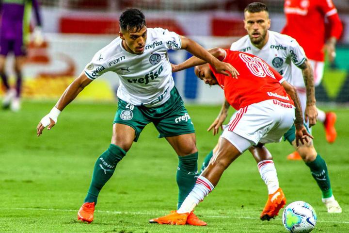 Gabriel Menino Palmeiras Atlético de Madrid Sondagem Europa