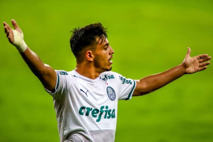 Gabriel Menino Palmeiras