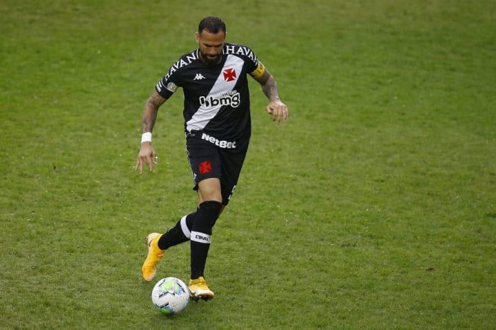 Leandro Castan Vasco Confiança Série B