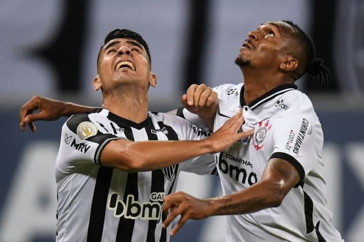 Junior Alonso Jô Paraguaio Atlético-MG Cerro Porteño Libertadores