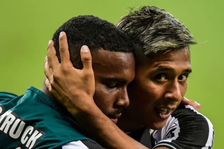 Zaracho Atlético-MG Estrangeiro Futebol brasileiro