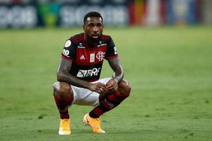 Gerson Flamengo Barcelona