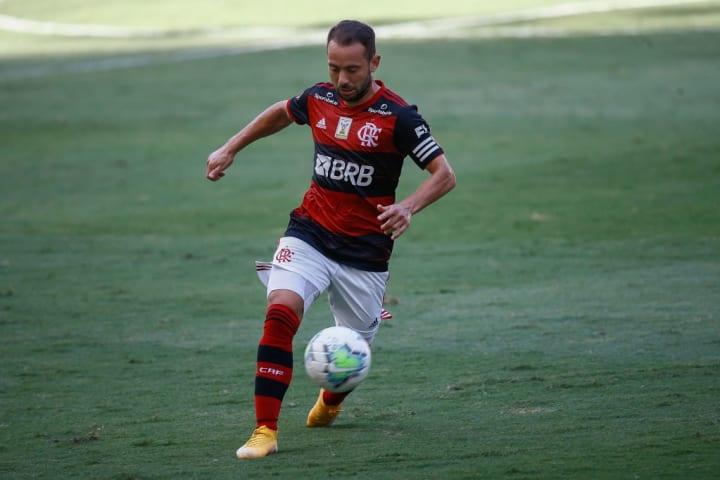 Everton Ribeiro Flamengo Palmeiras Supercopa do Brasil XI ideal