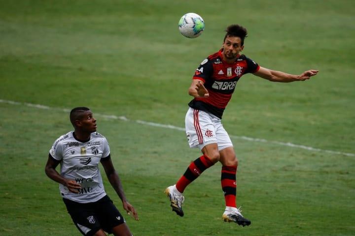 Rodrigo Caio Flamengo Palmeiras Supercopa do Brasil XI ideal