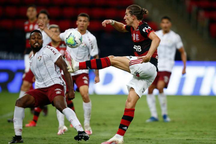 Flamengo Fluminense Carioca Campeonato Fla-Flu