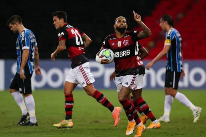 Flamengo Grêmio Independiente del Valle
