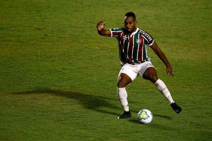 Luccas Claro Fluminense Zagueiro Brasil