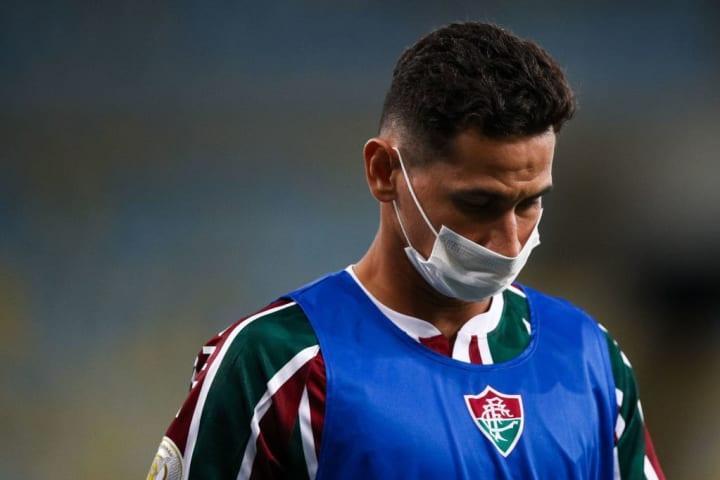 Paulo Henrique Ganso Fluminense Santos Fernando Diniz Camacho