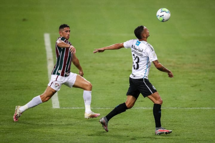 Luiz Fernando Danilo Fluminense Grêmio Palpites Campeonato Brasileiro