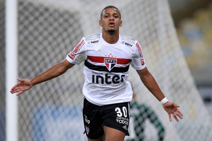 2020 Brasileirao Series A: Fluminense v Sao Paulo Play Behind Closed Doors Amidst the Coronavirus