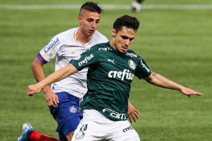 Raphael Veiga Juan Ramirez Palmeiras Bahia Brasileirão Palpites