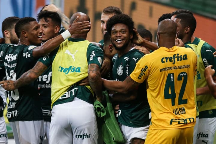 2020 Brasileirao Series A: Palmeiras v Corinthians Play Behind Closed Doors Amidst the Coronavirus