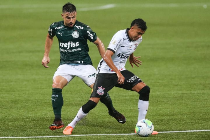 Willian Jemerson Corinthians Zagueiro Brasil