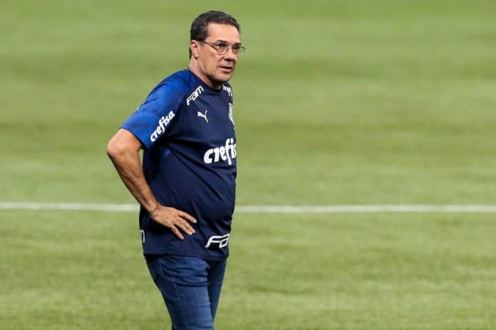 Vanderlei Luxemburgo Palmeiras Técnico Renato Portaluppi Era Grêmio