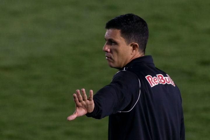 Mauricio Barbieri Grêmio Técnico Demissão Renato Portaluppi Cerro Porteño