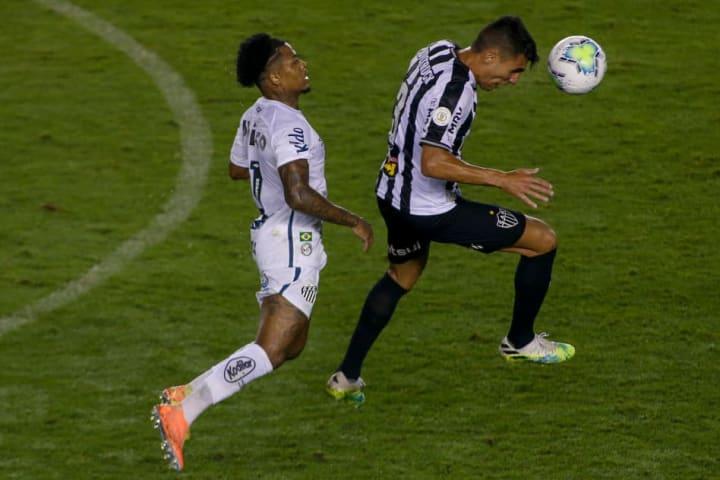 Junior Alonso, Marinho Santos Atlético-MG Brasileirão Palpites