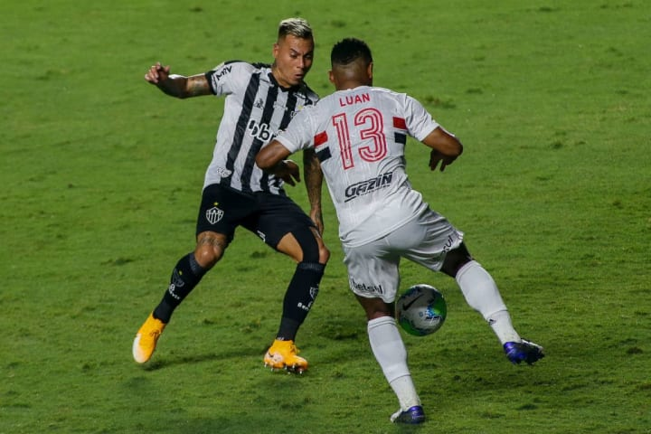 Eduardo Vargas Atlético-MG Libertadores Ranking Favoritismo