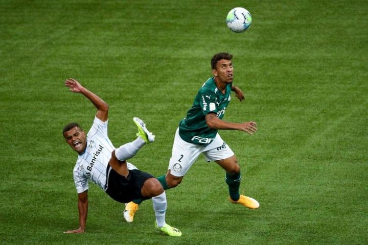 Alisson Marcos Rocha Palmeiras Estreia Libertadores Evolução Universitario