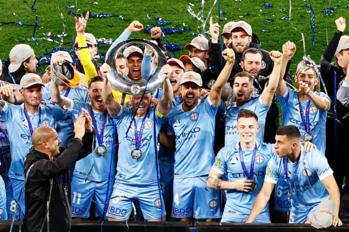 2021 A-League Grand Final - Melbourne City v Sydney FC