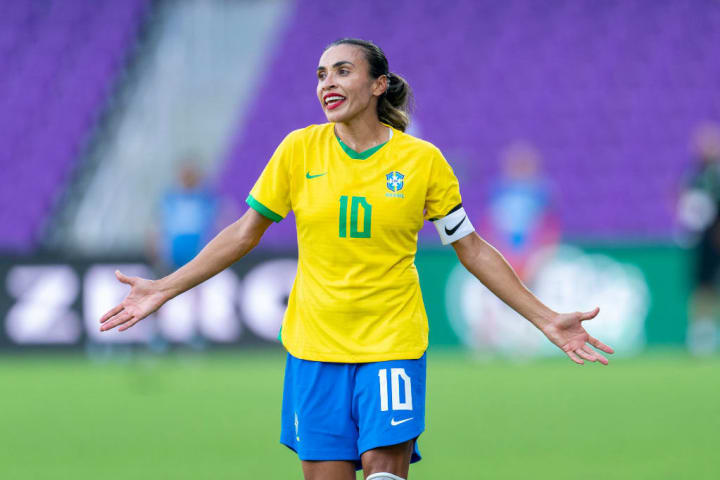 Marta is one of the game's all-time greats