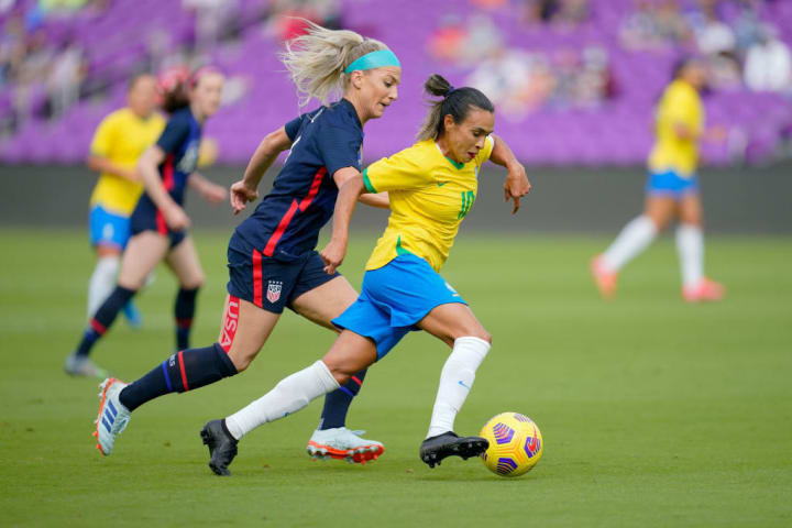 Brazil & Canada still have a chance, but only if USWNT loses