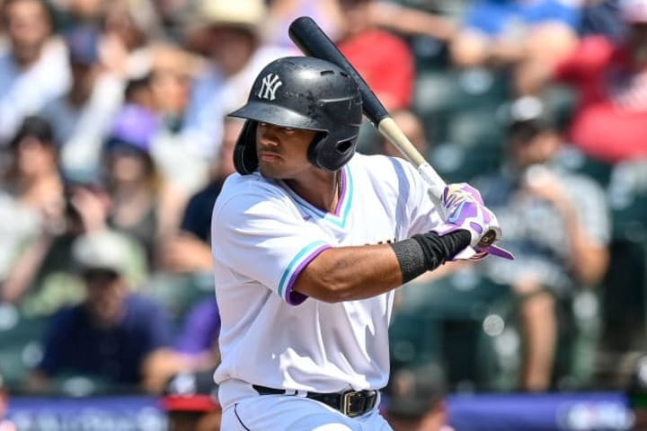 Domínguez has enough tools to be part of the Yankees team in the MLB no later than 2023