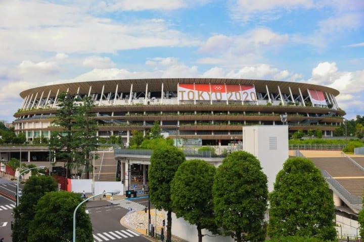 سيستضيف الاستاد الوطني الجديد في طوكيو مباراة على الميدالية الذهبية