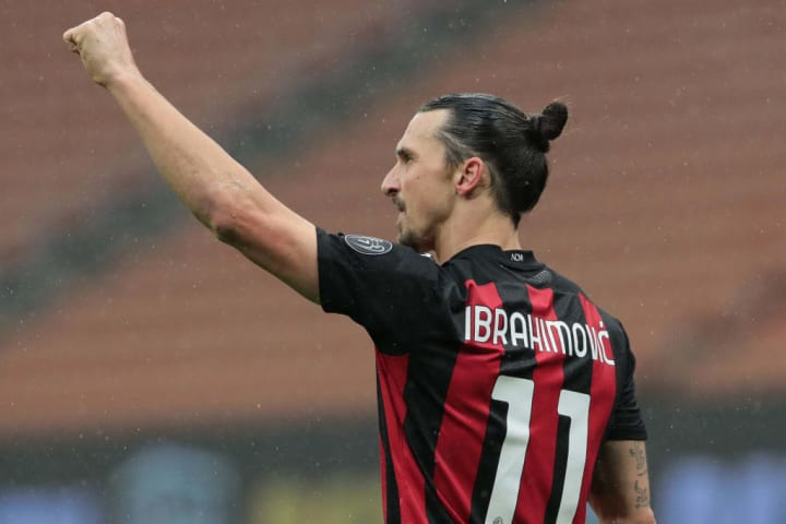 Ibrahimovic will face off against one of his 57 former clubs in the next round