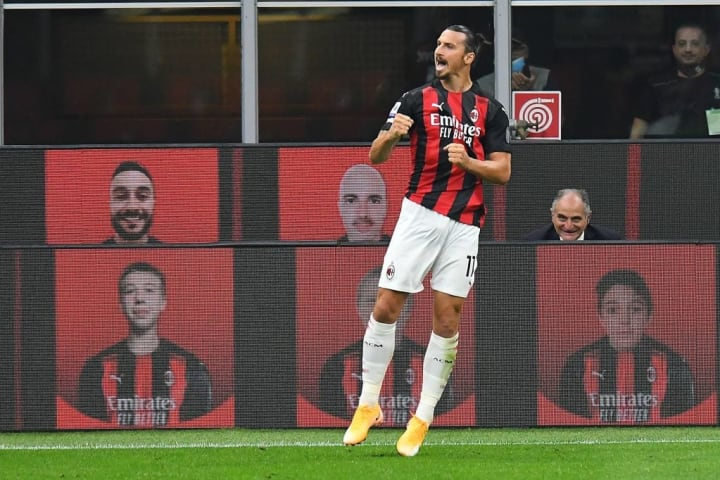 Zlatan has had a transformative effect on the Rossoneri