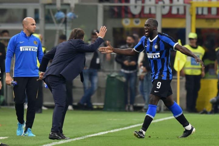 Conte has placed his trust in Lukaku