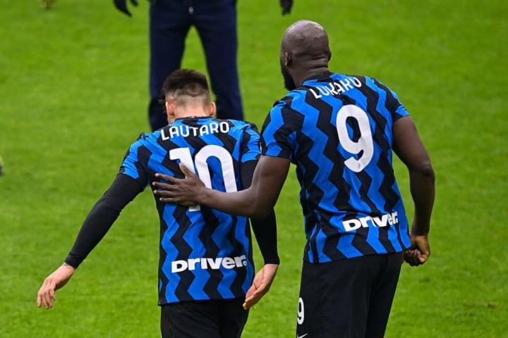 Martinez's partnership with Lukaku has blossomed this season