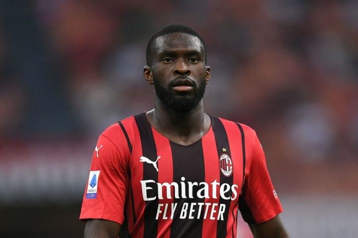 Fikayo Tomori Milan Chelsea