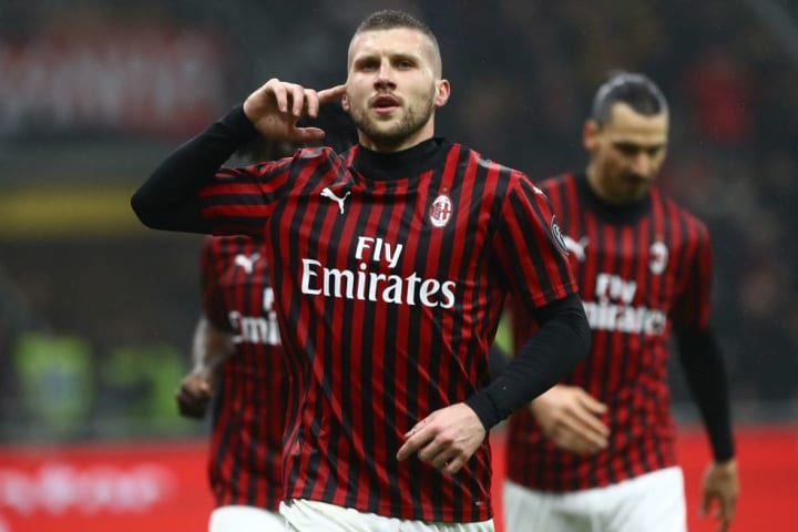 Milan have been in red-hot form in recent weeks