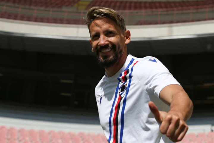 Gaston Ramirez Grêmio Mercado Meia Sampdoria