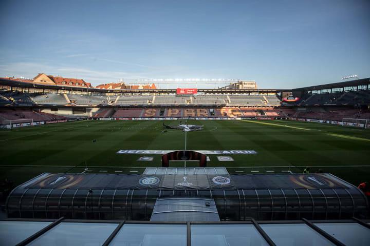 AC Sparta Praha v FC Internazionale Milano - UEFA Europa League