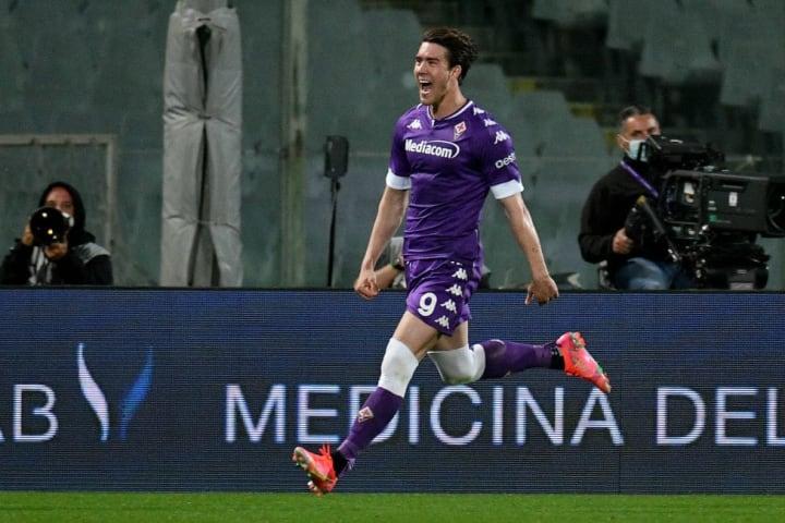 Dusan Vlahovic Juventus Fiorentina Mercado