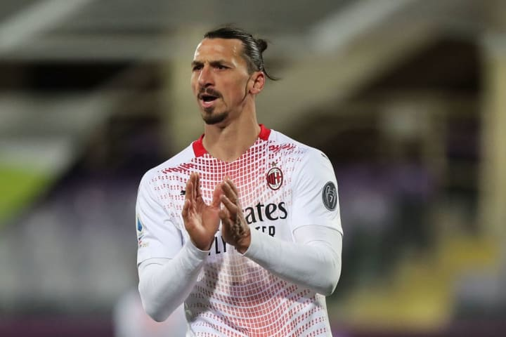 Zlatan Ibrahimovic has provided updates on his futures with both Milan and Sweden