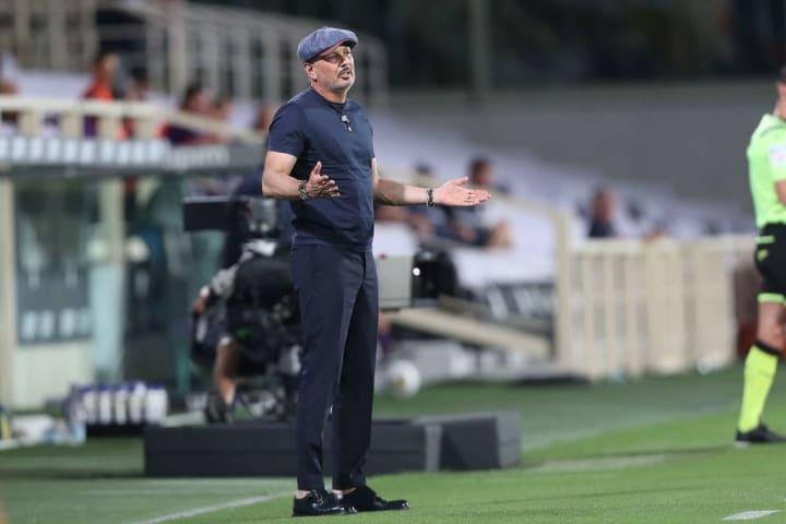 Mihajlovic, entrenador del Bologna