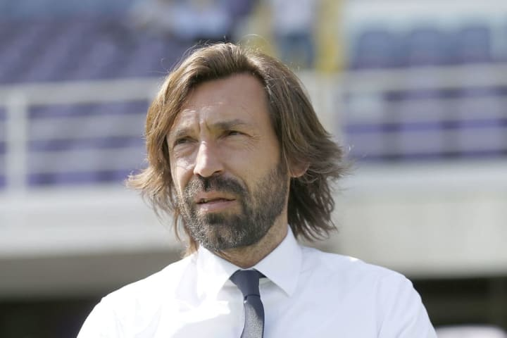 Andrea Pirlo's time as Juventus manager could be up