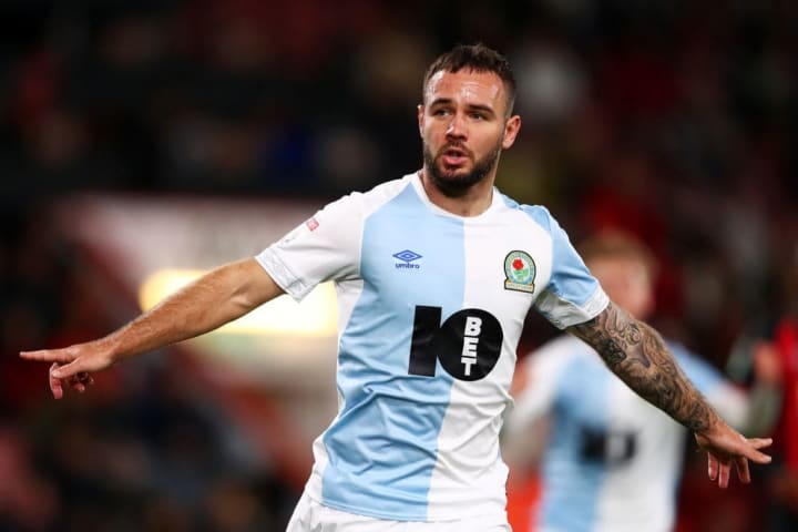 Adam Armstrong was lethal in front of goal last season