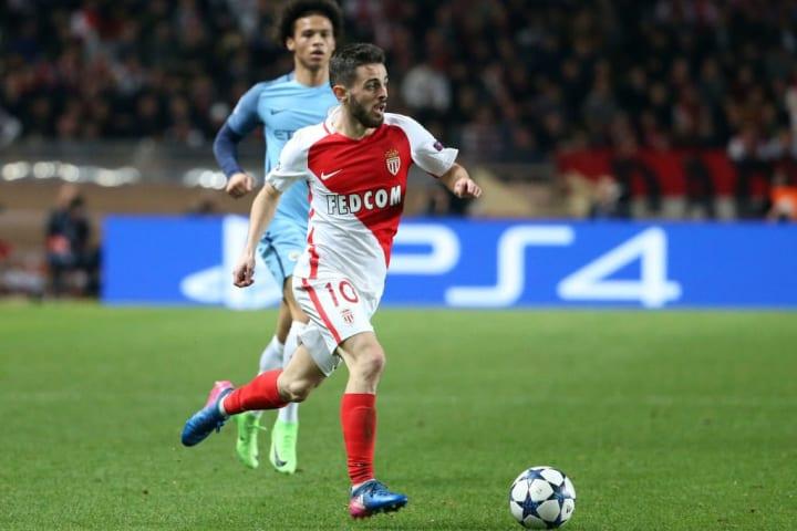 Bernardo Silva éclabousse de sa classe le club du Rocher.