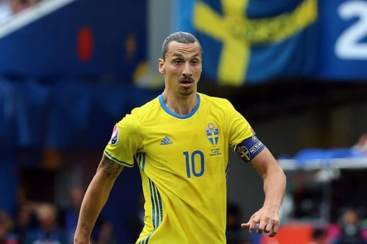 Zlatan Ibrahimovic is relishing the chance to play for Sweden again