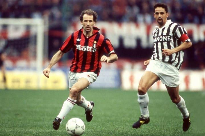 Franco Baresi, Roberto Baggio