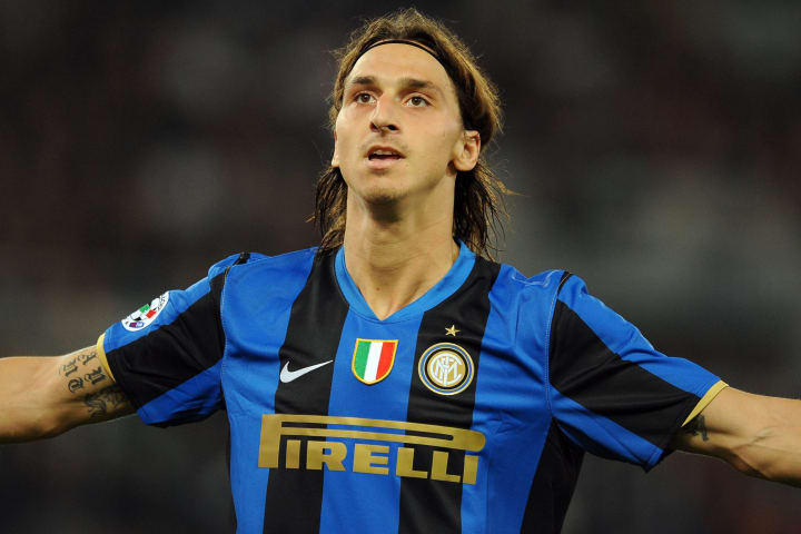 The forward scored 66 goals for Inter in 117 appearances