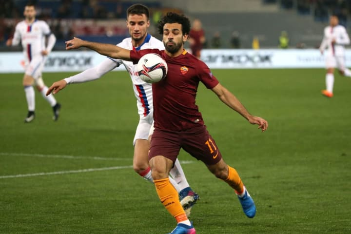Mohamed Salah, Emanuel Mammana