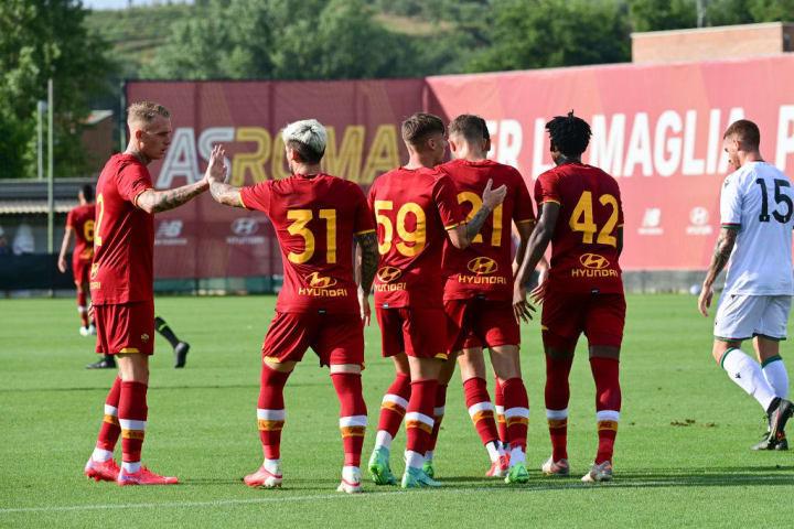 AS Roma v Ternana - Pre-Season Friendly