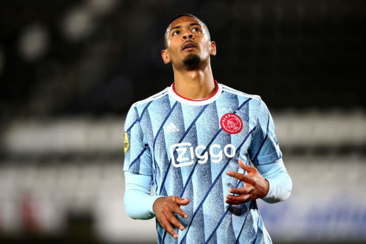 West Ham allowed Sebastien Haller to leave at the beginning of January